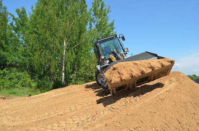 Zemní práce je třeba zhotovit rychle, ale kvalitně