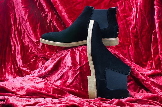 semišová módné obuv