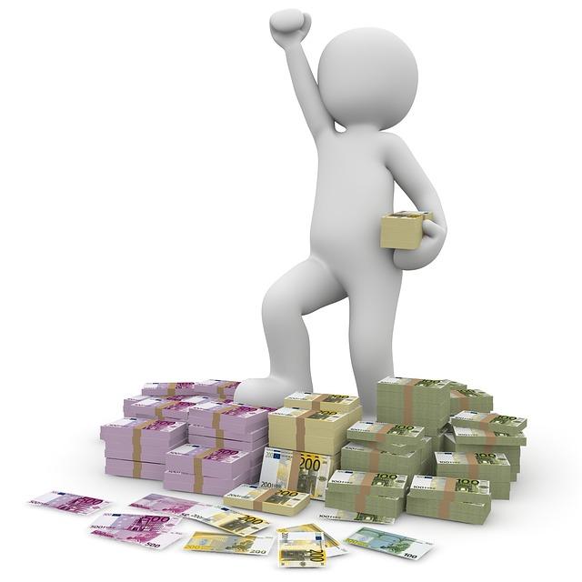 postavička na penězích