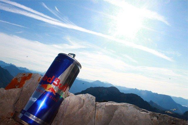 energetický nápoj