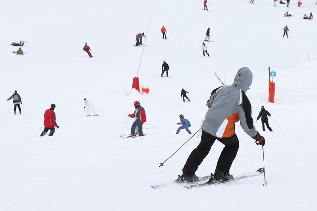 sjezdové lyžován