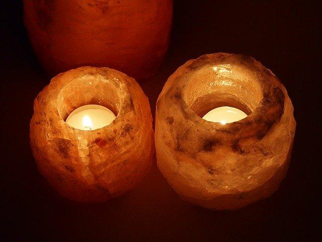 Solné lampy jako ideální dárek
