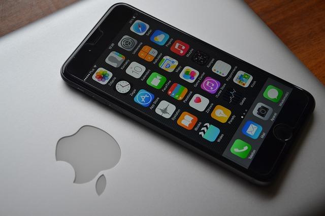 macbook a iphone