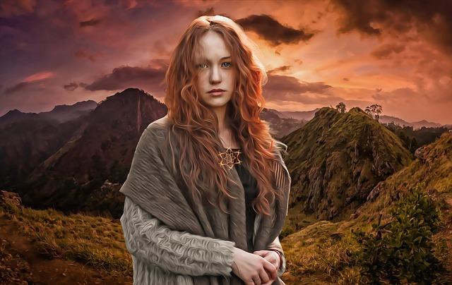 keltské žena